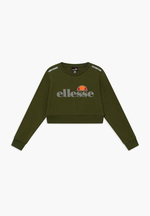 MARAFON CROPPED - Sweater - khaki