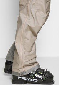 Houdini - PURPOSE PANTS - Pantalon de ski - sandstorm - 4