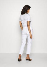 Mos Mosh - ASHLEY JEANS - Slim fit jeans - white - 2