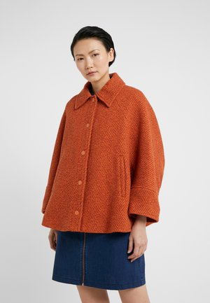 Vest - orange/red