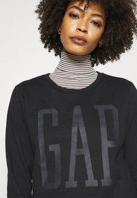 GAP - Sweatshirt - true black - 4