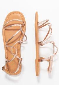 New Look - FINE - Sandales - rose gold - 3