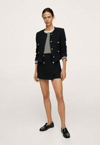 Mango - WINTOUR - A-line skirt - zwart - 1