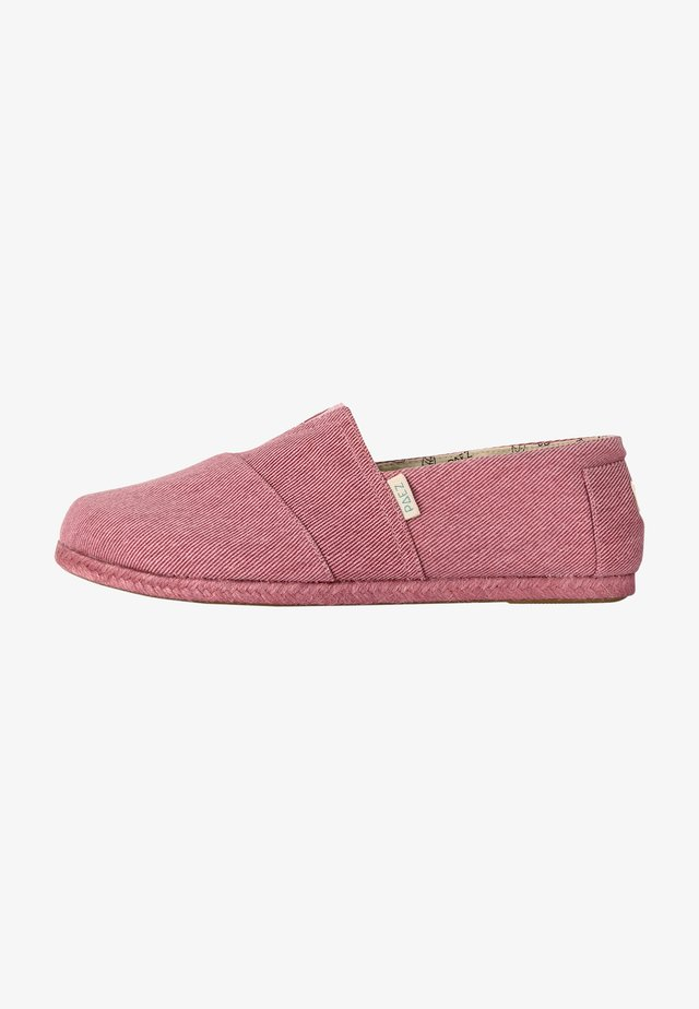 CLASSIC ESSENCIAL - Espadryle - old pink