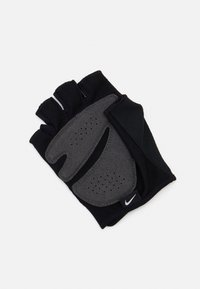 Nike Performance - WOMENS GYM ELEMENTAL FITNESS GLOVES - Mitenki - black/white - 1