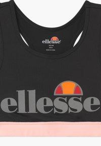 Ellesse - TOSCANA SPORT - Sport BH - black - 2