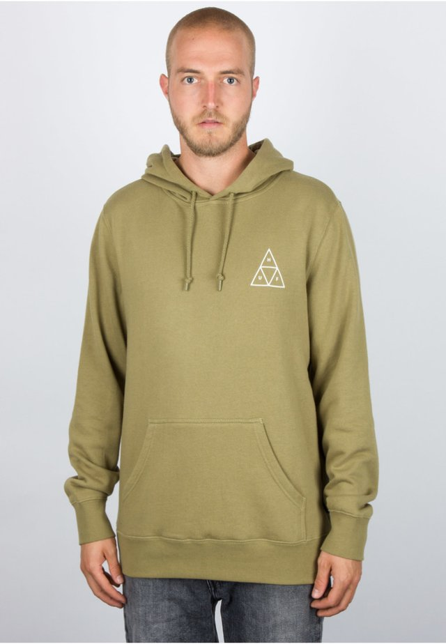 DYSTOPIA - Hoodie - olive