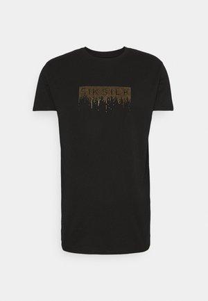 CREEP TEE - Print T-shirt - black