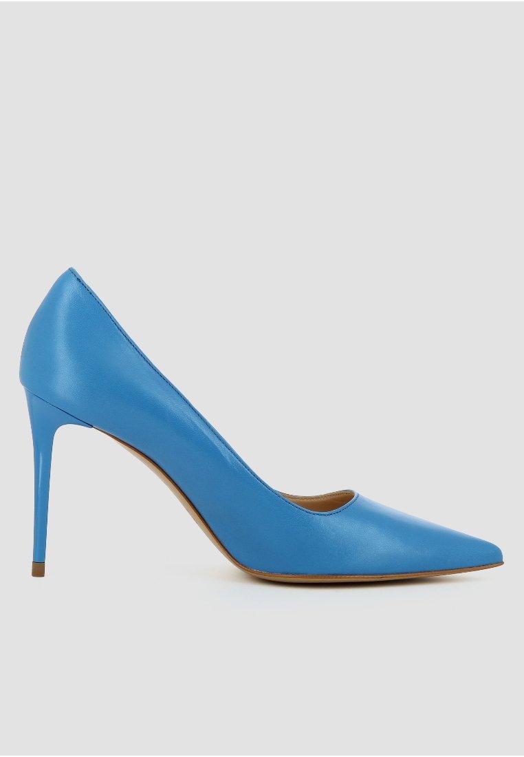 Evita Natalia - Højhælede Pumps Royal Blue