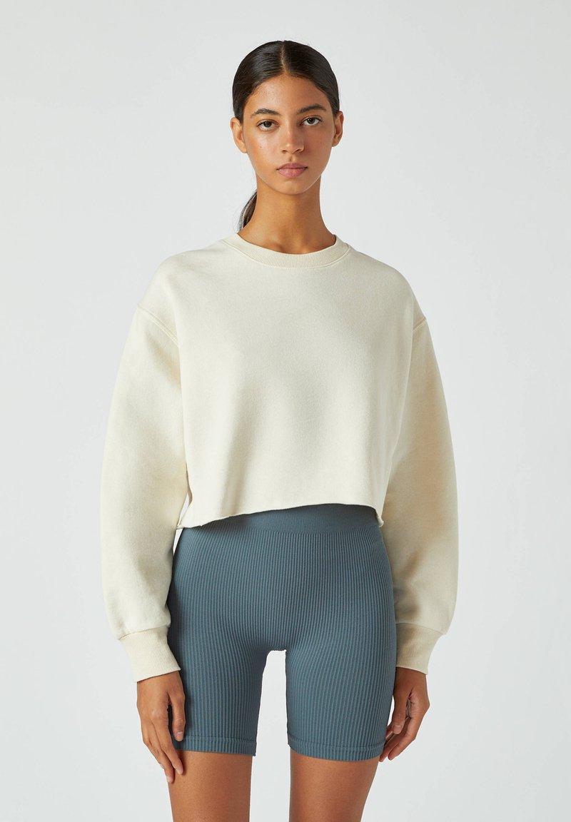 PULL&BEAR - Sweatshirts - white