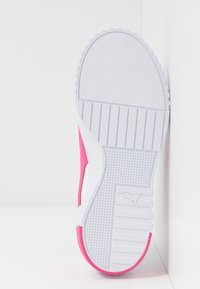 Puma - CALI - Sneakers laag - white/glowing pink - 6