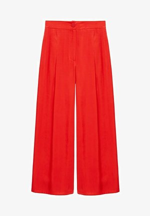 TOMATE-H - Trousers - rojo