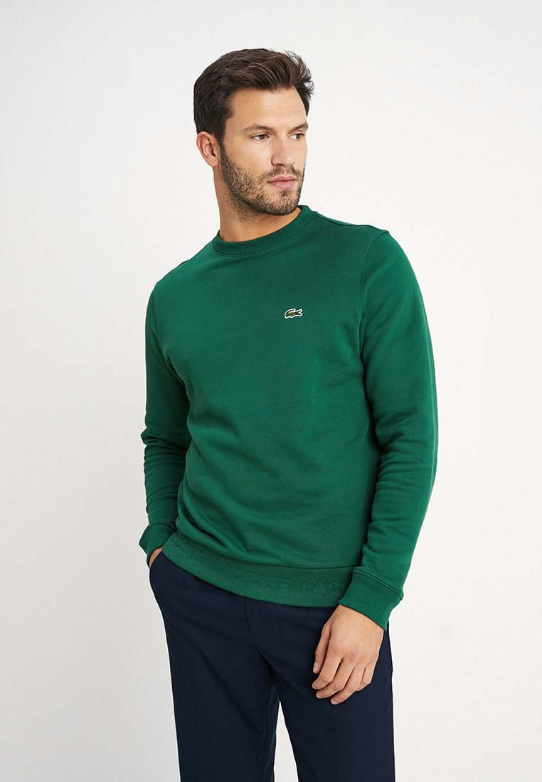 Lacoste - Collegepaita - green