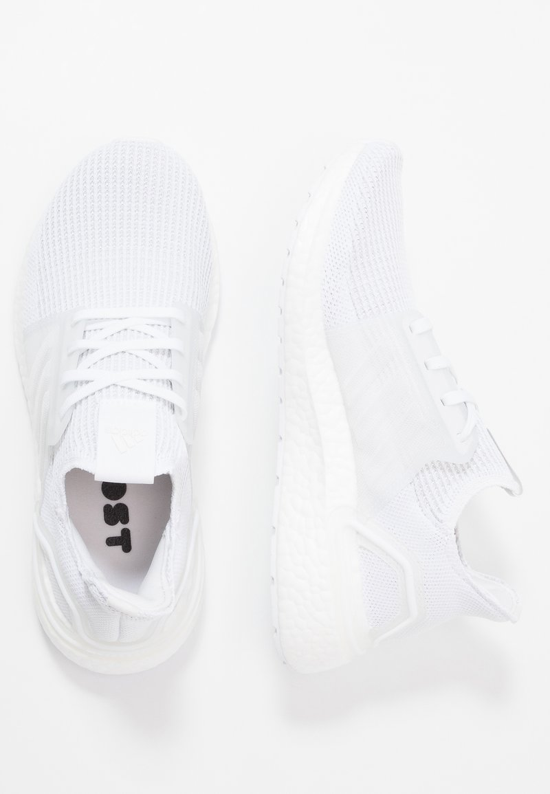 adidas Performance - ULTRABOOST 19 - Neutral running shoes - footwear white/grey one