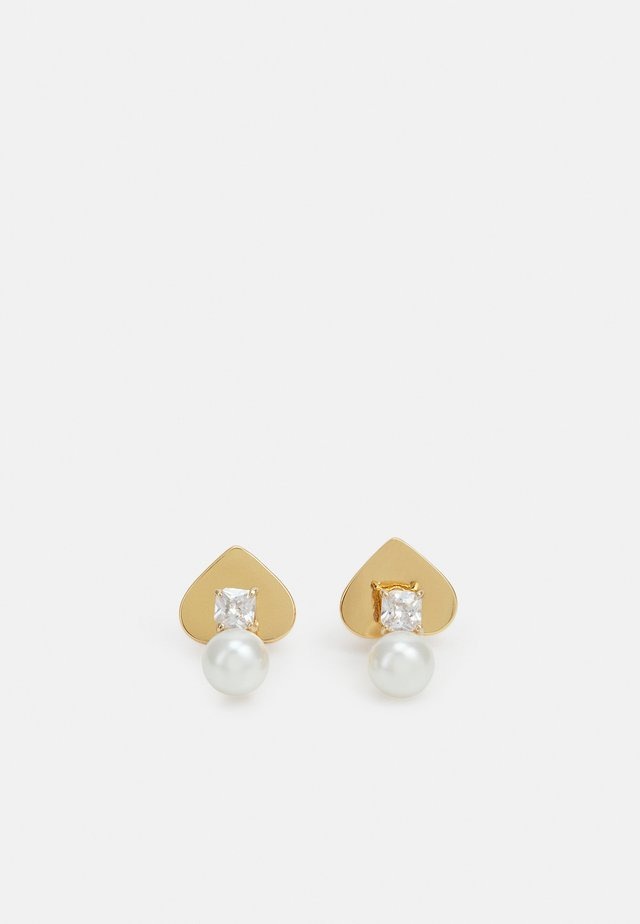 MINI STUDS - Ohrringe - gold-coloured