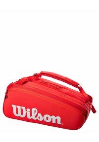 Wilson - Sports bag - rot (500) - 2