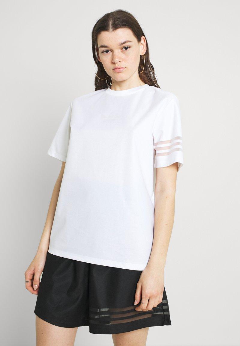 adidas Originals - Basic T-shirt - white