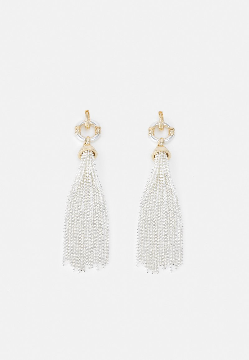 Lauren Ralph Lauren - TASSEL DROP - Earrings - two tone