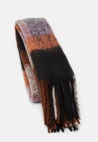 Scarf - Sjaal - orange medium