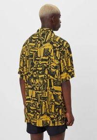 Bershka - Shirt - mustard yellow - 2