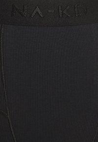 NA-KD - ZIA - Shorts - black - 2