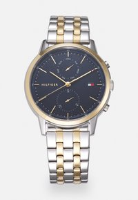 Tommy Hilfiger - EASTON - Watch - silver-coloured/gold-coloured - 0