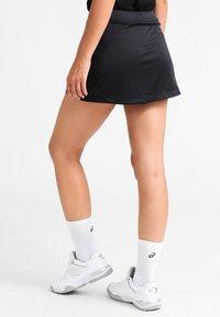 Fila - SKORT SHIVA - Sports skirt - black - 2