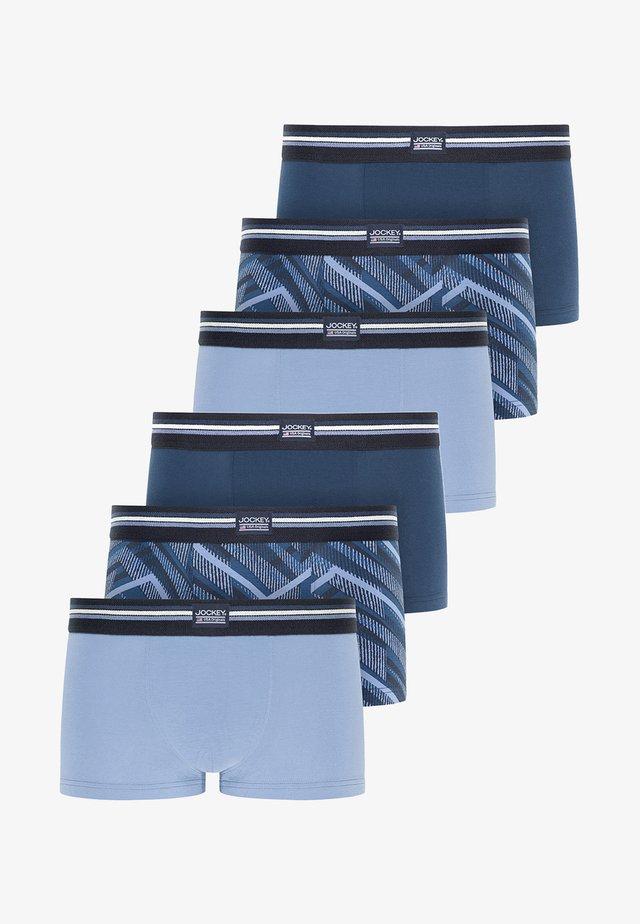 6 PACK - Onderbroeken - insignia blue