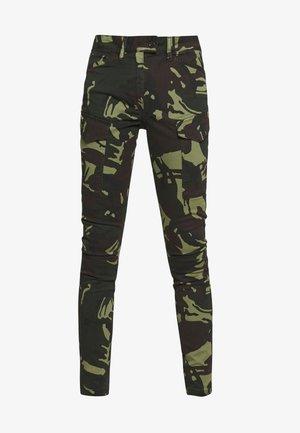 BLOSSITE G-SHAPE ARMY HIGH SKINNY - Cargo trousers - khaki