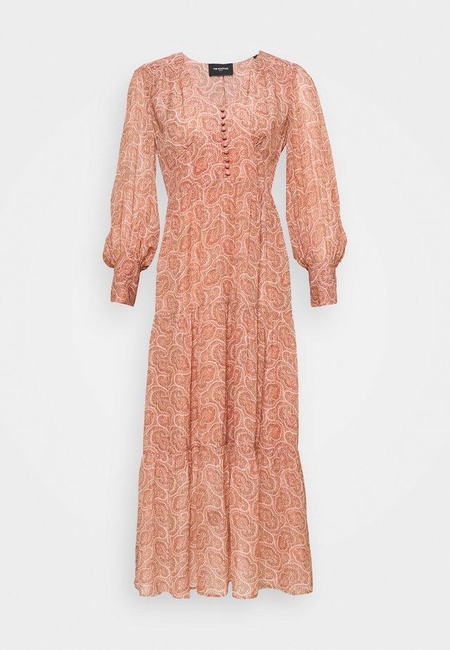 Vestido largo - pink