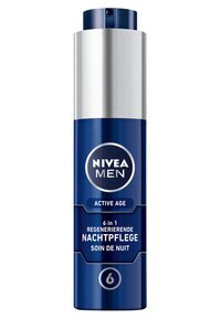 Nivea Men - ACTIVE AGE NIGHT FACE CREAM - Face cream - - - 1