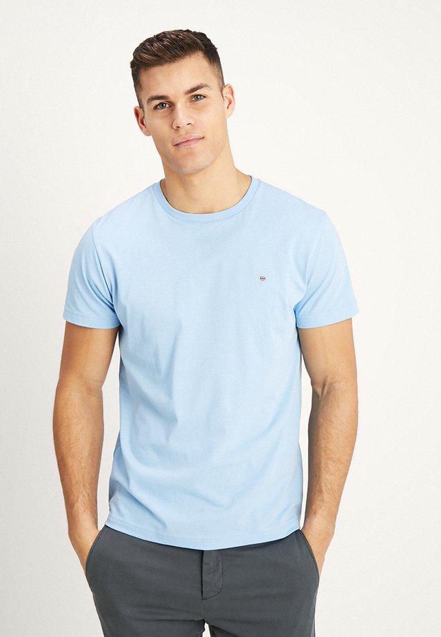 ORIGINAL - Basic T-shirt - capri blue