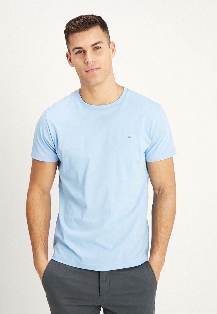 GANT - ORIGINAL - T-shirt - bas - capri blue