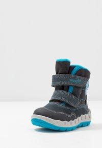 Superfit - ICEBIRD - Winter boots - grau/blau - 2