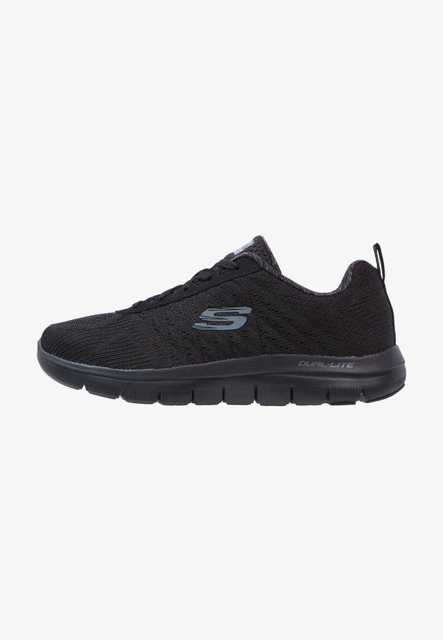 FLEX ADVANTAGE 2.0 - Sneakersy niskie - black