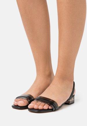 MACYFLEX - Sandals - black