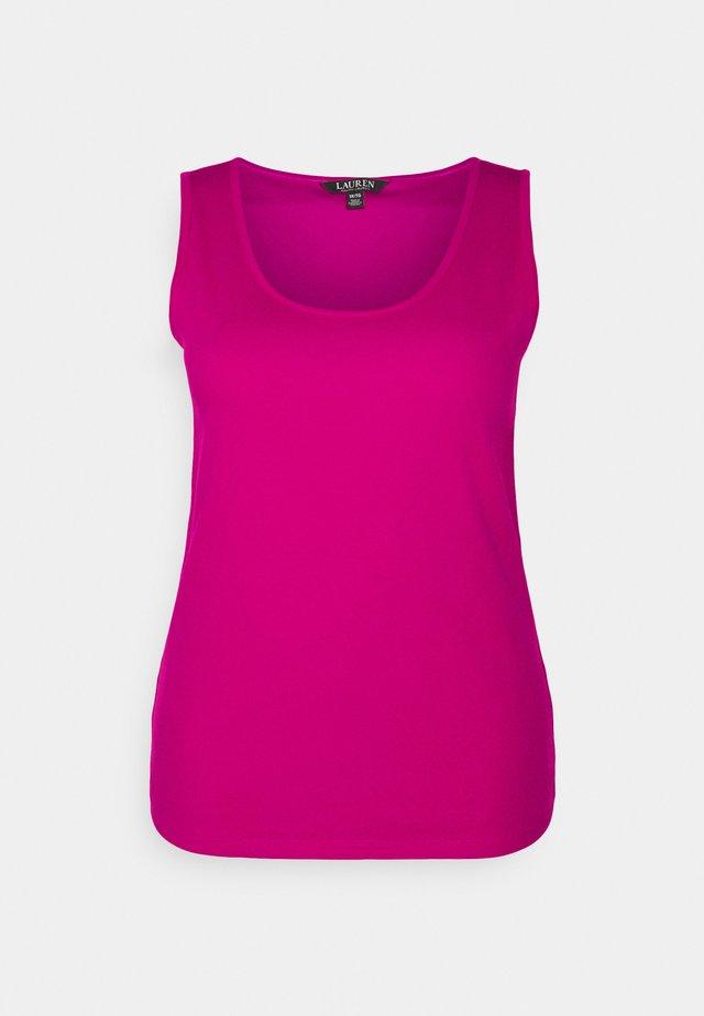 KELLY SLEEVELESS - Toppi - nouveau bright pink