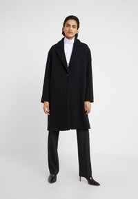 HUGO - MARENAS - Zimní kabát - black - 0