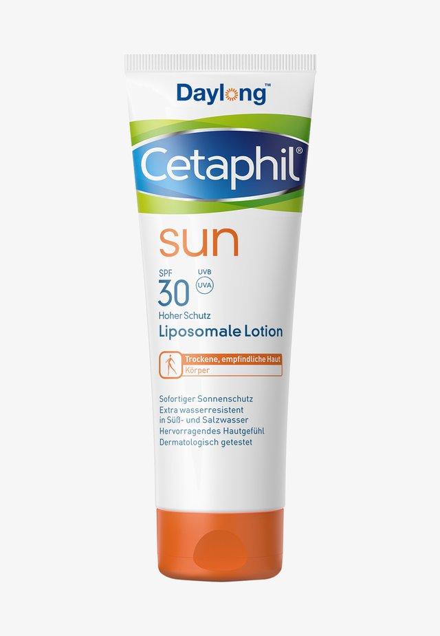 CETAPHIL SUN DAYLONG LOTION SUN DAYLONG LIPOSOMALE LOTION SPF 30 - Sun protection - -