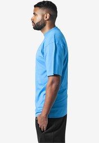 Urban Classics - T-shirt - bas - turquoise - 2