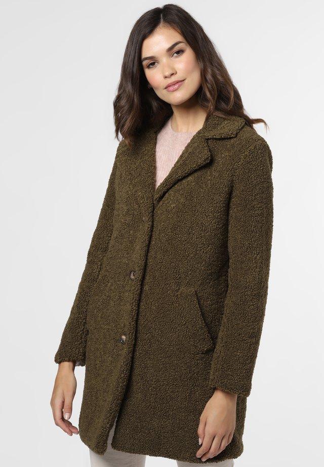 POFI-JA - Short coat - oliv