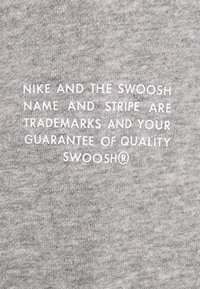 Nike Sportswear - PANT - Tracksuit bottoms - grey heather/white - 6