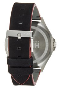 HUGO - SMASH - Watch - black/silver-coloured - 1