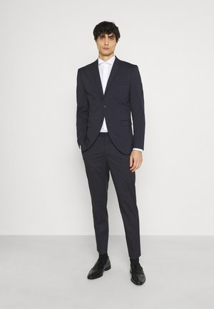 SLHSLIM MYLOLOGAN CROP SUIT - Garnitur - navy blazer