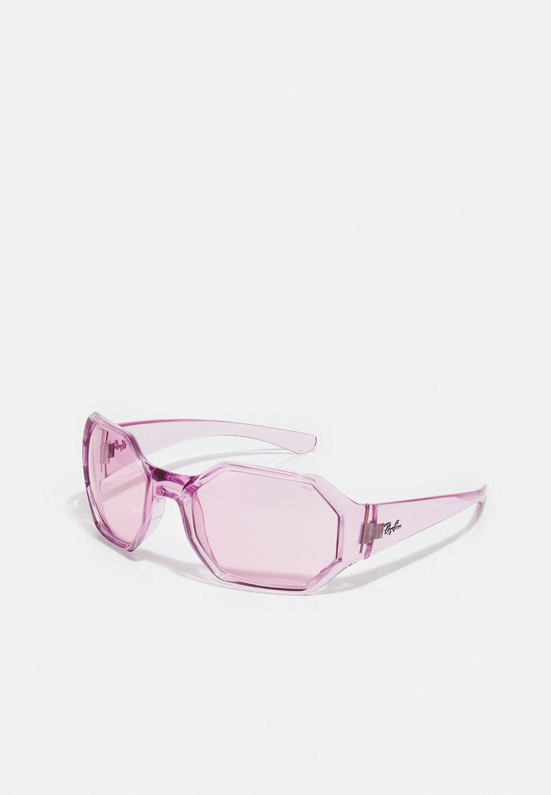 Ray-Ban - Sunglasses - transparent pink