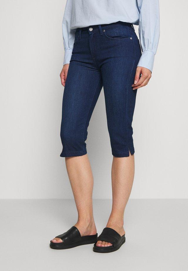 FLEX VENICE CAPRI AURA - Szorty jeansowe - aura