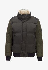 BOSS - OSK - Down jacket - open green - 5