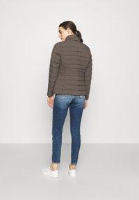 Lauren Ralph Lauren - INSULATED - Down jacket - mottled dark grey - 2