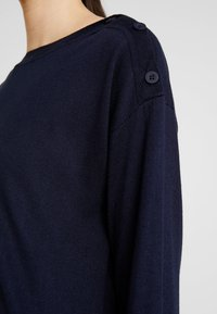 Benetton - CREW NECK  - Jumper - navy - 5