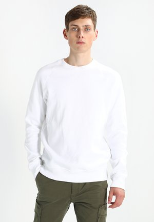 Sweater - white